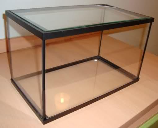 Material para el montaje del acuario parte i acuabrico - Comprar tarros de cristal pequenos ...